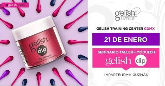 Gelish Dip Seminario Taller Módulo I At Pin Av Lomas De