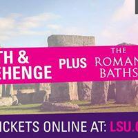 Bath &amp Stonehenge