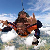 Salto de Paraquedas em Boituva -Sp