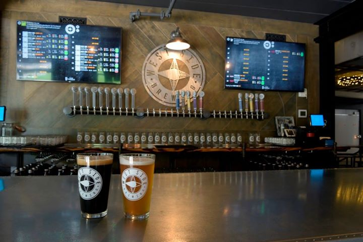 VVs Night at West Side Brewing Cheers for Charity