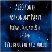 Outer Space Youth Party