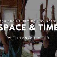 Space &amp Time - Yoga and Drumming Day Retreat