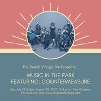 Music in the Park - Countermeasure