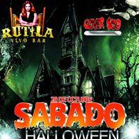 Halloween Party en Rutila