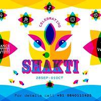 Celebrating Shakti