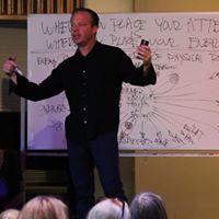 Dr. Joe Dispenza in Sedona AZ. Embracing Bliss