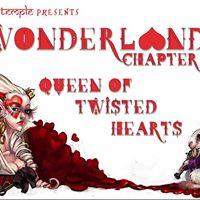 Wonderland- Queen of Twisted Hearts
