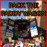Pack the Paddy Wagon