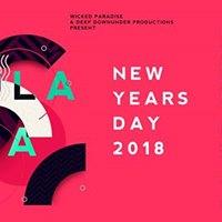 Tabula Rasa NYD 2018 w Gab Rhome Deep Jesus &amp More