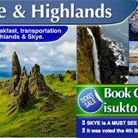 Isle of Skye Weekend Trip