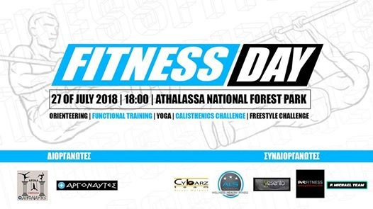 Fitness Day at the park  27Jul