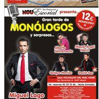 2 Maratn show-lidario De Monlogos  de la Escuela de A.p.nouescorial
