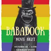 Babadook Movie Night