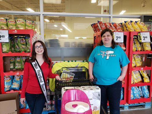 6th Annual Toilet Paper Drive - Fresh Co at FreshCo , North Bay