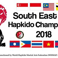 South East Asia Hapkido Championship 2018