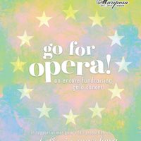 Go For Opera an encore fundraising event