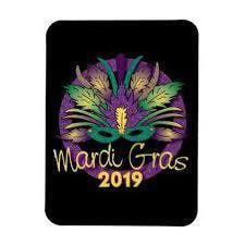 Overnight Mardi Gras 2019 Party Bus