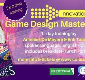 Innovation Games Game Design Masterclass