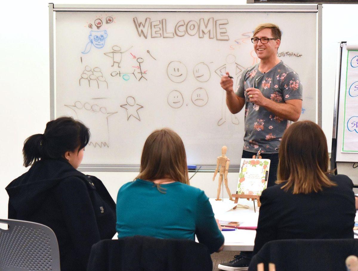 Do you want to become a whiteboard Ninja