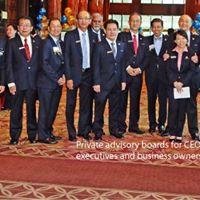 Vistage CEO Awareness Event in Mandarin