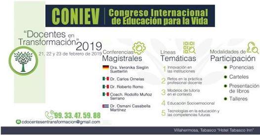 Congreso Internacional de Educacin para la Vida