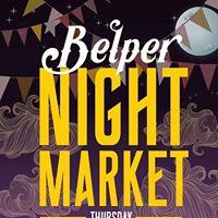 Belper Night market