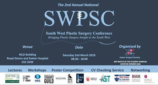 2nd Annual National South West Plastic Surgery Conference