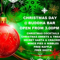 Christmas Day at Buddha Bar