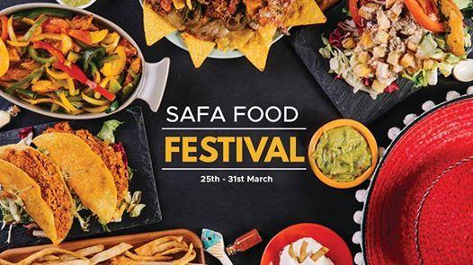 Safa Food Festival