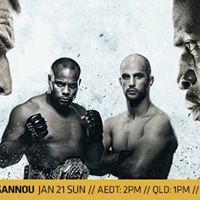 UFC 220 - Miocic vs Ngannou