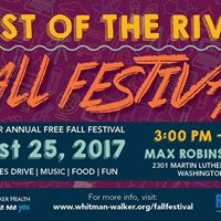 East of the River Fall Festival 2017