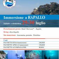 29 e 30 Luglio Gita a Rapallo