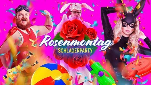 Rosenmontag - Schlagerparty at Kesselhaus Augsburg