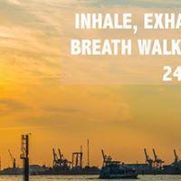Inhale Exhale Walk Repeat  Breath Walk Meditation mit Nadine
