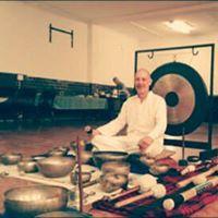 LIVE Tibetan Singing Bowls Sound Journey