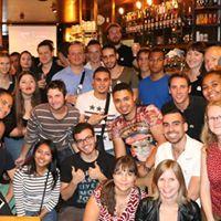 Erasmus Paris  French class in a Bar  Free cuba libre for girl
