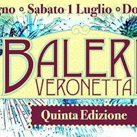 Cinque anni di Balera Veronetta  30 giugno - 1 &amp 2 luglio