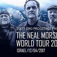 Neal Morse Band World Tour 2017