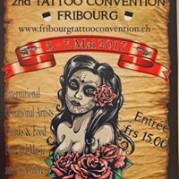 Institut Cathy  la Tattoo Convention Fribourg 2017