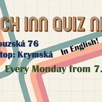 Czech Inn Quiz Night