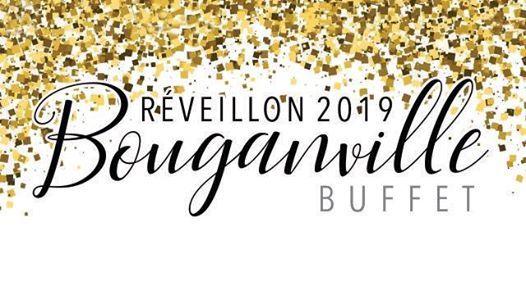 Rveillon 2019 - Bouganville Buffet