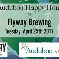 Audubon Happy Hour at Flyway Brewing- April 25