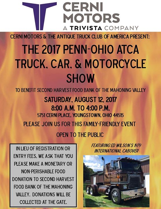 2017 Antique Truck Car & Motorcycle Show