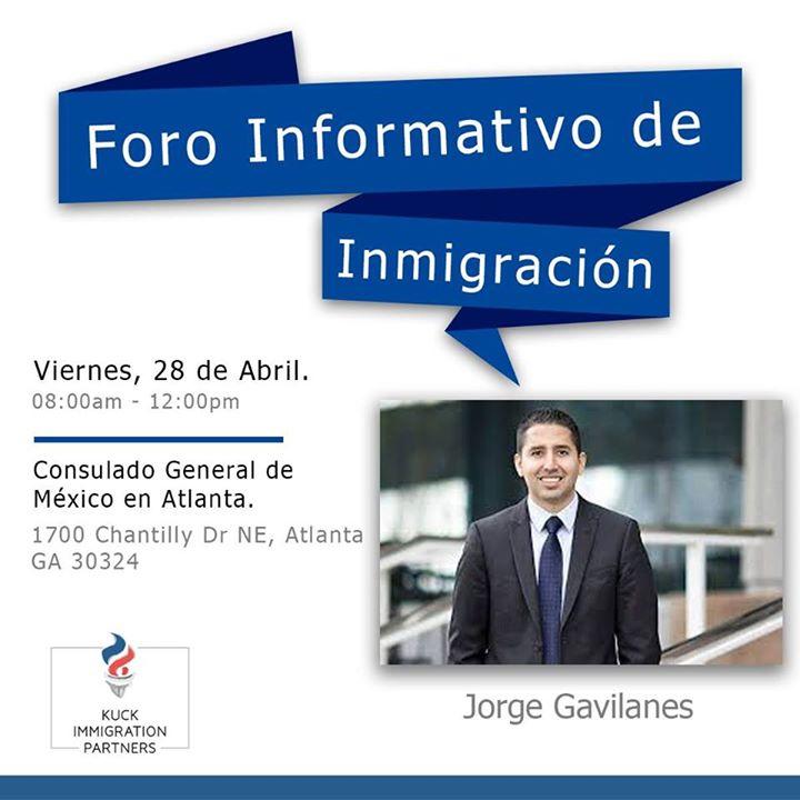 Consulado General de México en Atlanta at 1700 Chantilly Dr