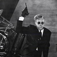 Dr. Strangelove - part of Paranoia For Strang Times Weekend