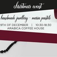 Christmas Jewellery  event