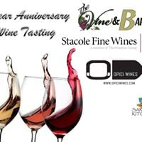 The Vine &amp Barley 7th Anniversary Wine tasting