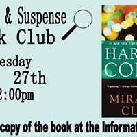 Mystery &amp Suspense Book Club