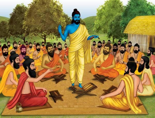 The Festival of Devotion - Guru Shishya Parampara