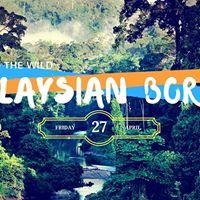 Into The Wild  Malaysian Borneo